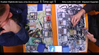 FNM Leviathan Commander R3 - Karlov of the Ghost Council vs Emry, Lurker of the Loch