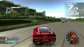 Ridge racer 7- PS3- Gameplay