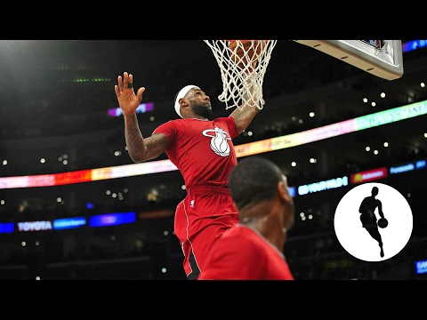 Top 10 Dunks In NBA History