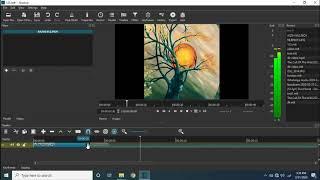 Shotcut-tutorial فێرکاری