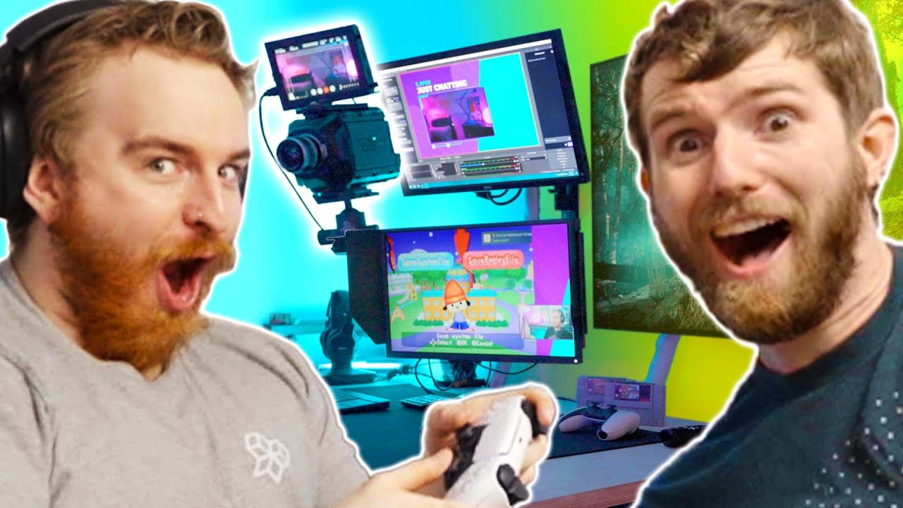 Download The Jankiest EXTREME Gaming Setup - Intel $5,000 Extreme Tech Upgrade