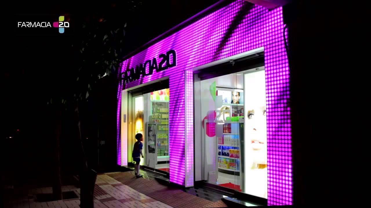 Fachada multimedia by mba farma youtube - Fachadas de locales comerciales ...