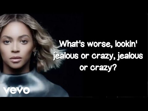 Beyoncé - Hold Up (Lyrics)