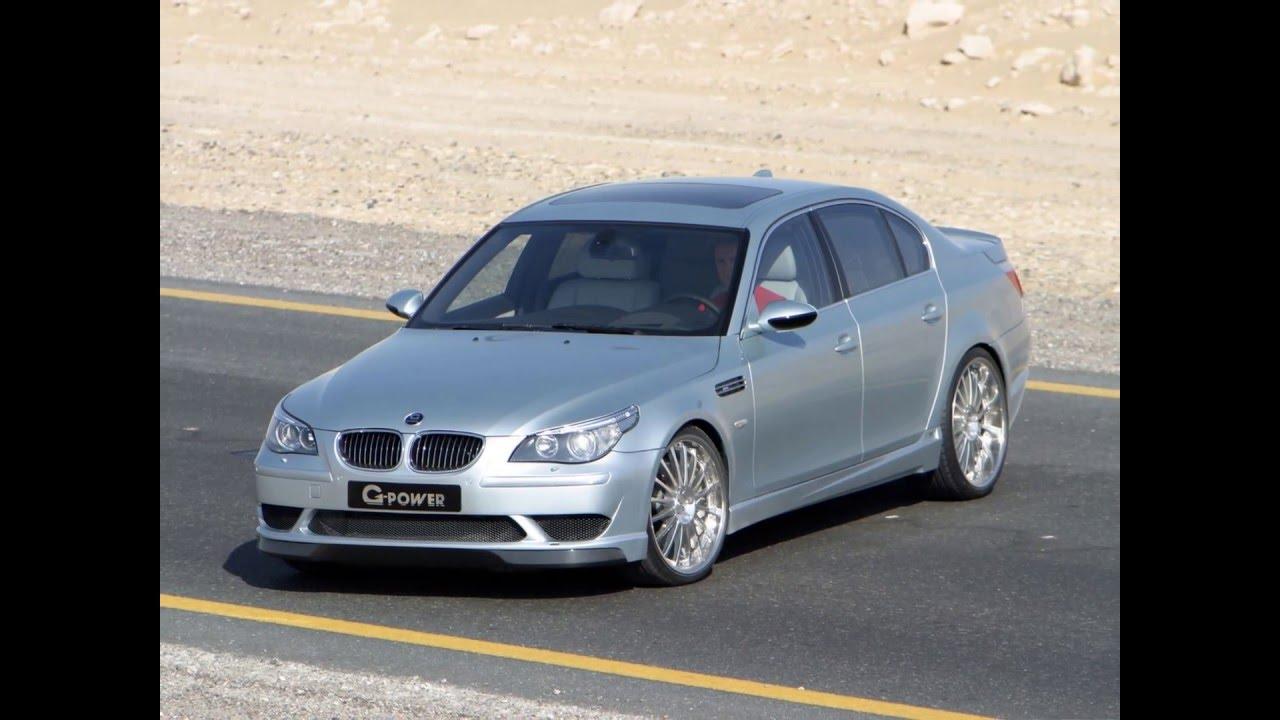 G Power BMW G5 5.0S - YouTube