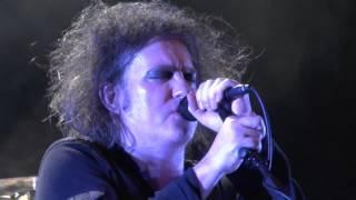 The Cure - Fight live at Primavera 2012 (HD)