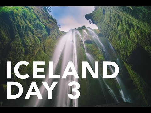Waterfall Photography in Iceland | A Photographer In | Taylor Jackson