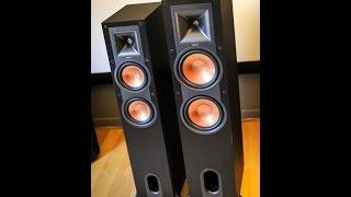 Klipsch R28F Floorstanding Speaker Review