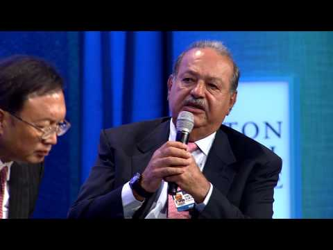 Megacities, Mega Challenges Panel Discussion - 2011 CGI Annual Meeting