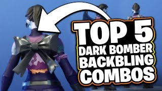 "BEST ""DARK BOMBER"" BACKBLING COMBOS 