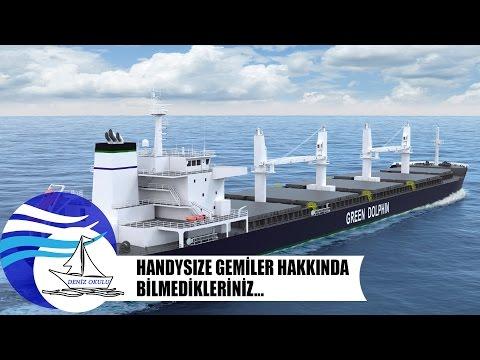 Handysize gemiler hakkında bilmedikleriniz...