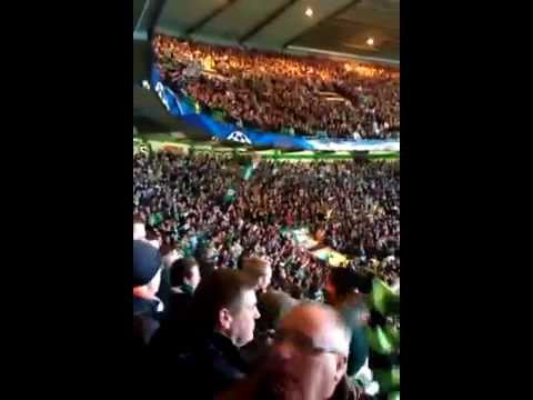 Celtic 2-1 Barcelona.. Who the fuck are Barcelona & Having a party in the Champions League