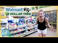 Back to School (THE TRUTH!) 💚 Dollar Tree & Walmart Shop With Me Deals!