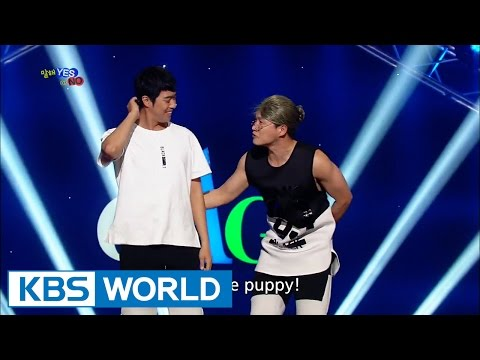 Say it! YES or NO | 말해 YES or NO (Gag Concert / 2015.08.29)