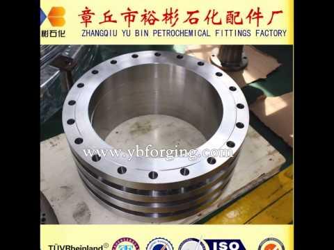 Best Quality flanges from Zhangqiu Yu Bin Petrochemical Fittings Factory