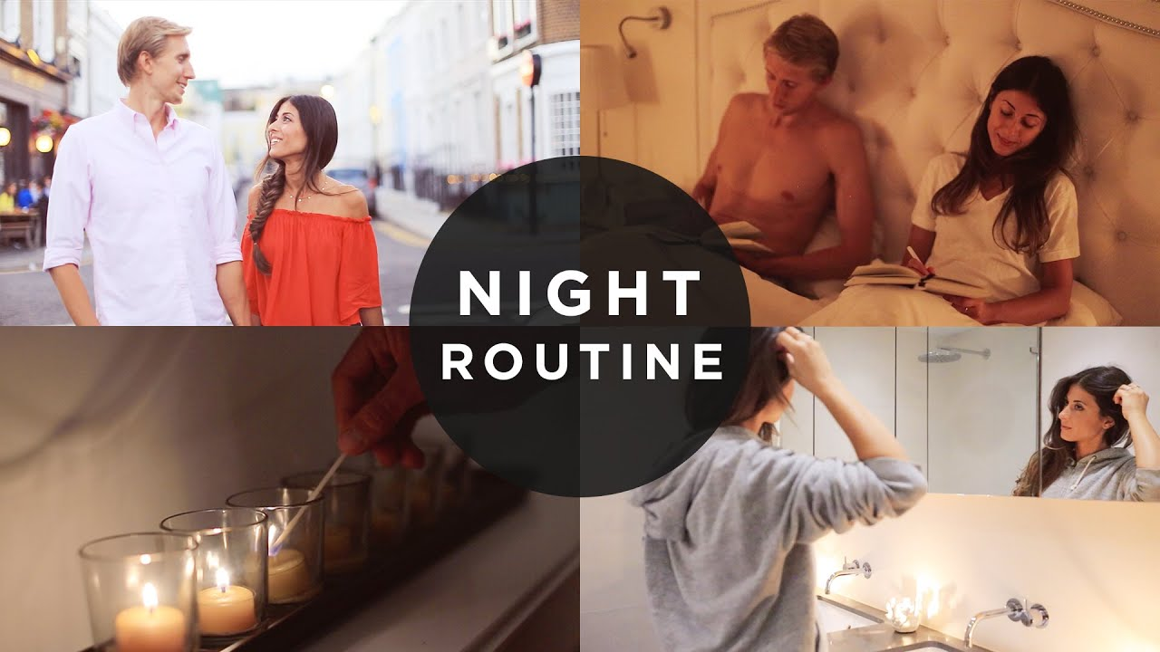 My Night Routine | Mimi Ikonn - YouTube