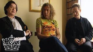 Led Zeppelin - Interview