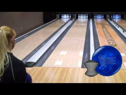 Hammer Onyx Vibe Bowling Ball from YouTube · Duration:  1 minutes 1 seconds