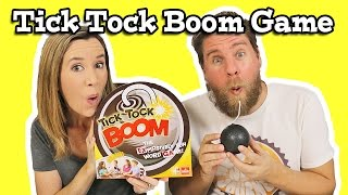 Tick Tock Boom Game