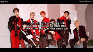 Onf - ice & fire. hangul, romanization, eng sub. thanks for watching. i don't own anything.