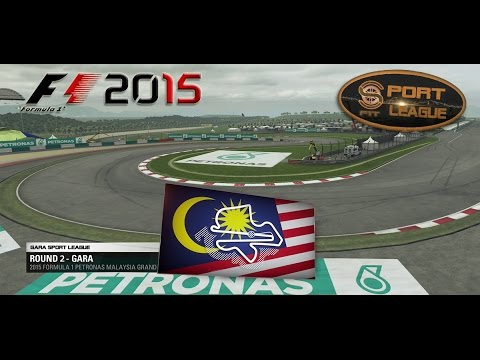 Sport League #02 GP Malesia Kuala Lumpur F1 2015 09.11.15 - Live Streaming 1080p HD