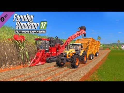 Farming Simulator 17 DLC Platinum Expansion