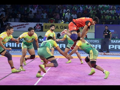 Pro Kabaddi Highlights: Bengaluru Bulls vs Patna Pirates [Hindi] PKL 2018