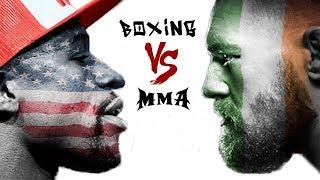 TÜM DÜNYANIN KONUŞTUĞU MAÇ ! Conor McGregor vs Floyd Mayweather Değerlendirmesi