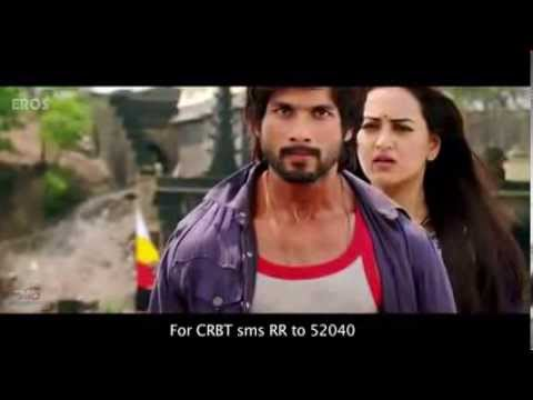 R Rajkumar Theatrical Trailer - Shahid...