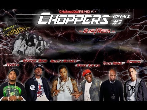 CHOPPERS Remix #2 (ft. Tech N9ne, Eminem, Busta Rhymes, Twista, Krayzie Bone & more!)