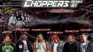 Download CHOPPERS Remix #2 (ft. Tech N9ne, Eminem, Busta Rhymes, Twista, Krayzie Bone & more!) MP3 song and Music Video