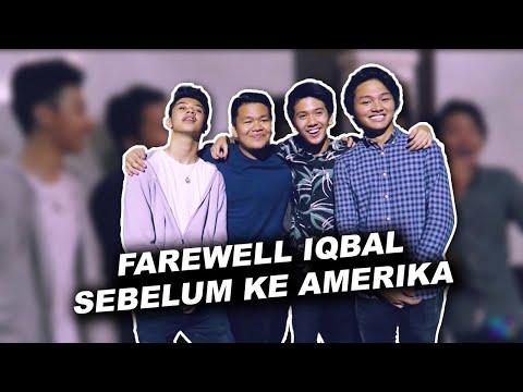 MakanMakan Sebelum Iqbaal Pergi Ke USA #Vlog