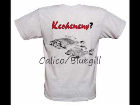 Gyotaku Fish Print T Shirts Youtube