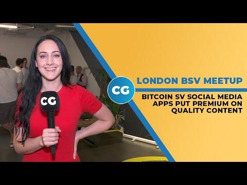London Bitcoin SV Meetup