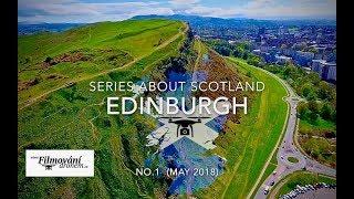 Edinburgh - Scotland series | FilmovaniDronem.cz