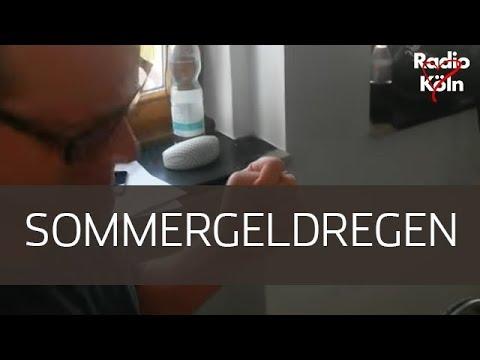 Radio Köln | Christian und der Sommergeldregen