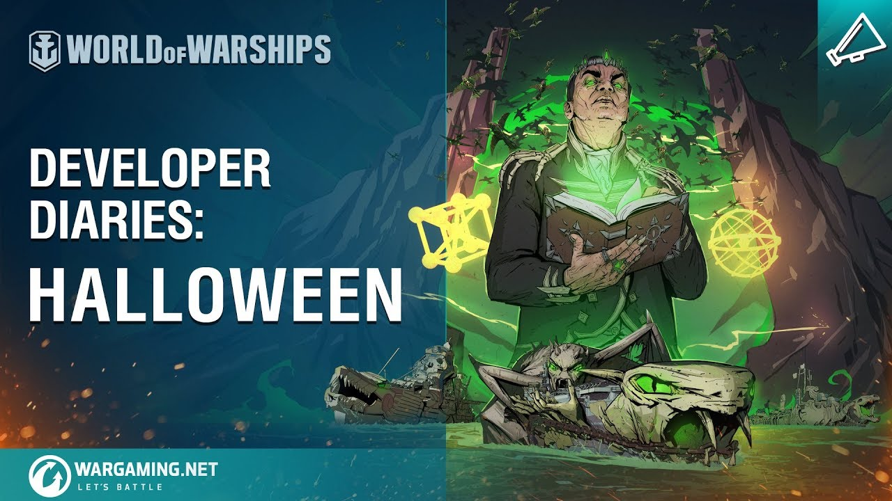 World of Warships – Developer Diaries: Halloween