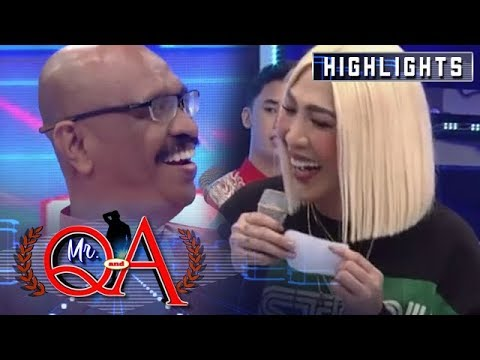 Toti Calls Out Vice For Teasing Him | It's Showtime Mr. Q And A