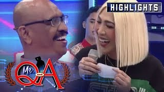 Toti calls out Vice for teasing him | It's Showtime Mr Q and A