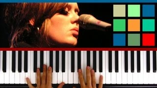 """Skyfall"" by Adele - Piano Tutorial / Sheet Music"
