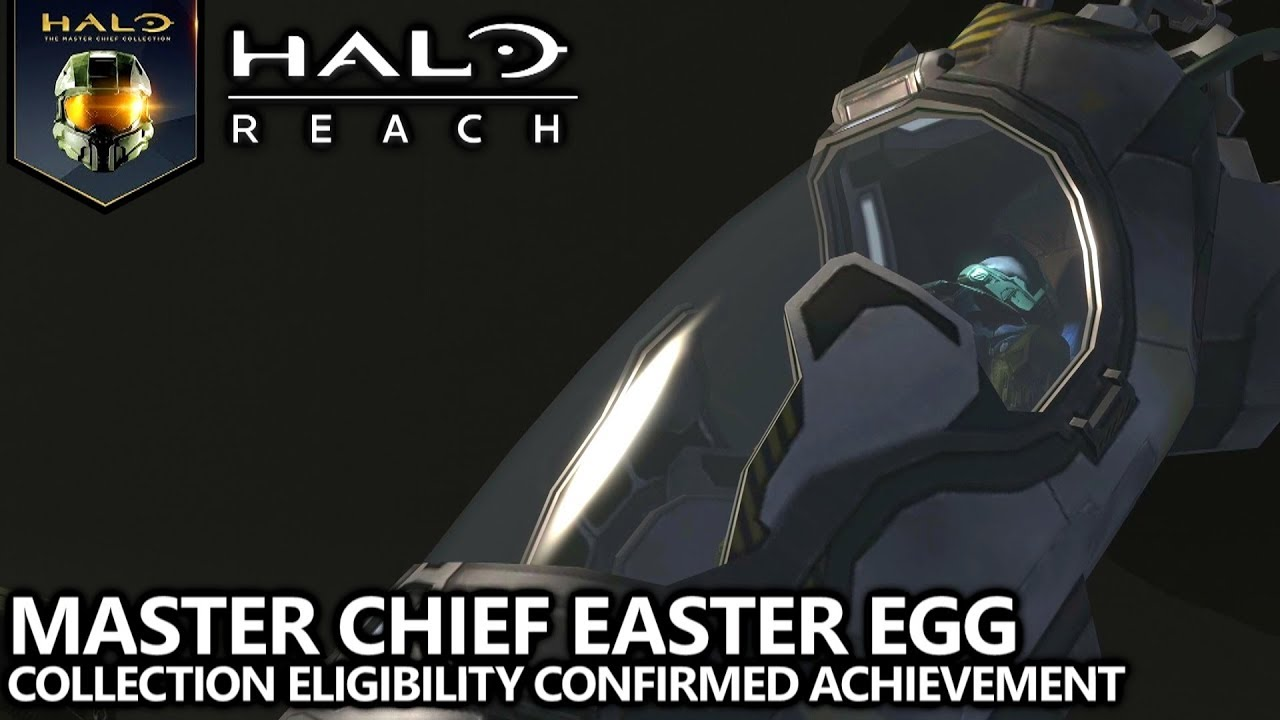 Halo Reach Master Chief Easter Egg Collection Eligibility Confirmed Achievement Guide