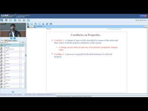 QEEE Lecture 6- Quantitative description of thermodynamic systems