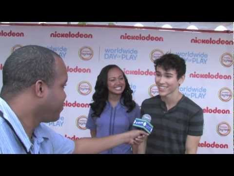 Interview with Cymphonique Miller and Max Schneider