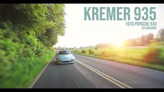 1976 Porsche Kremer 935 930 Turbo - DER FASZINATION Official - Ice Machine (2017)