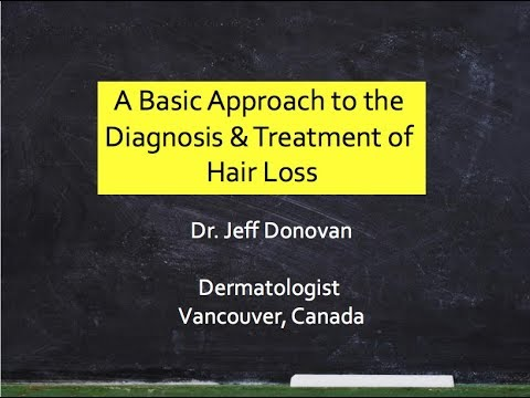 Hair Loss Diagnosis & Treatment for the Family Physician