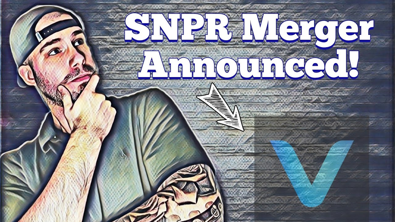 Download Huge Update On SNPR | Merger Announced!