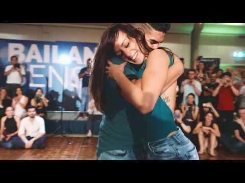 SP Polanco – Catalogo de Amor (feat. Laiza + Willie) Marco y Sara Bachata workshop / bailando sensua