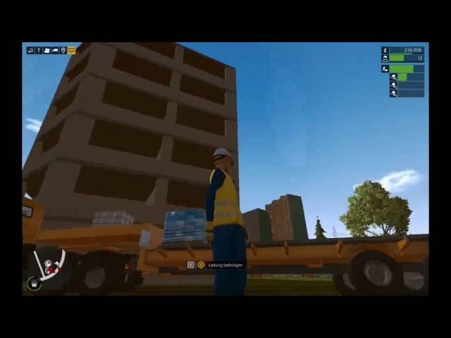 Let's Play Bau-Simulator 2015   Das erste Hochhaus   Folge #016