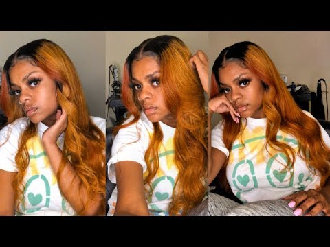 Start to Finish Fall Inspired Frontal Install | VIPWIGS