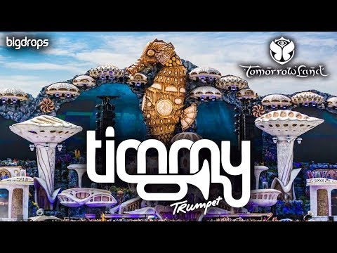 Timmy Trumpet drops only live @Tomorrowland, Belgium 2018