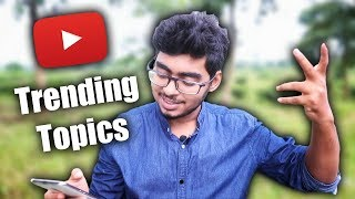 Best Trending Topics to Start YouTube Channel in 2019   QNA EP-10